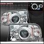 Opticos Con Angel Eyes Dodge Dakota 97-01