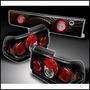 Focos Altezza Negros Toyota Corolla