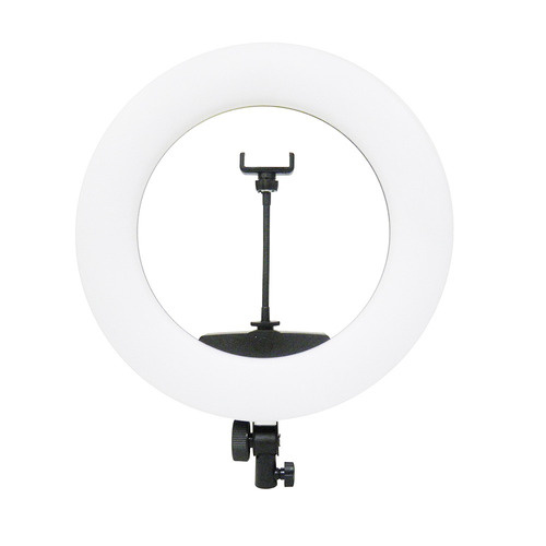 iluminação câmera foto vídeo youtuber maquiagem ring light