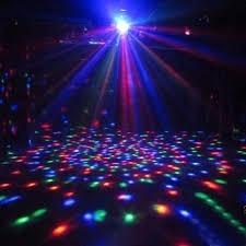iluminação dj bola maluca rgb jogo de luz led festa strobo