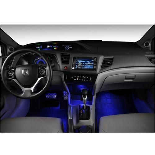 Iluminação Interna Kit Original Honda Civic 2013   R$ 299,00 Em Mercado  Livre