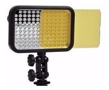 iluminação para fotografia led godox 126 greika