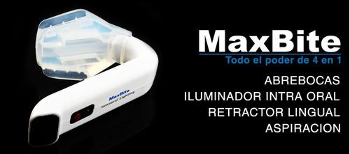iluminador bucal maxbite