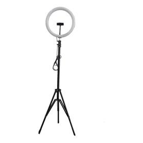Iluminador De Led Ring Light 30cm Tripé Suporte De Celular