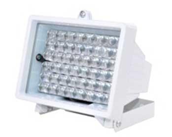 iluminador ir 30 metros waterproof power dc12v