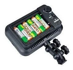 iluminador led 126 godox para dslr ou filmadora