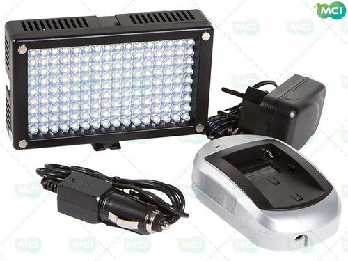 iluminador led kit 2 bi-color