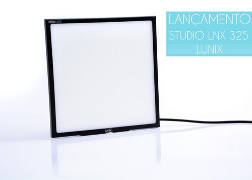 iluminador led luz contínua - 25w - frete grátis