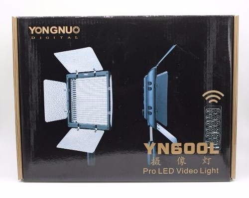 iluminador led yongnuo yn-600l