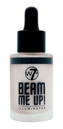 iluminador liquido w7 beam me up! volcano