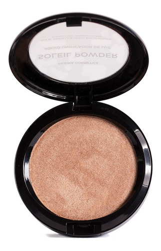 iluminador maquillaje soleil powder regina