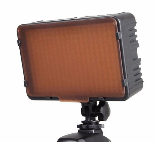 iluminador phottix 260 led video dslr p/bat canon nikon sony
