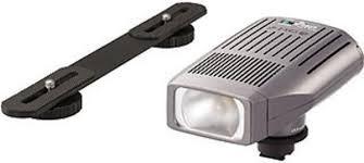 iluminador sony p/ filmadora hvl-10nh