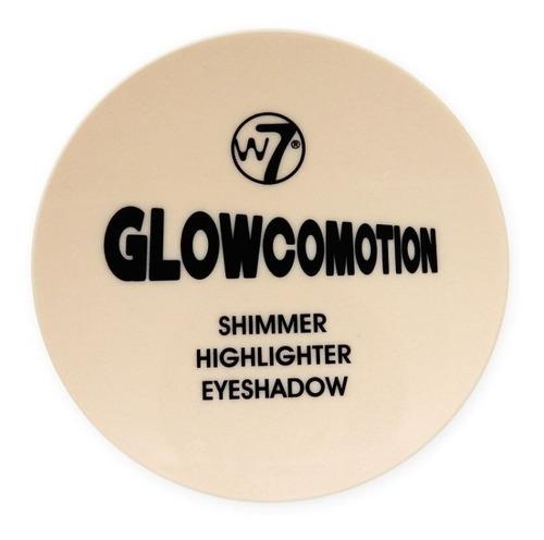 iluminador w7 glowcomotion champaña