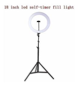 YAYONG 20 Inch Live Ring Light Fill Lamp 180cm Tripod LED Anchor Beauty Phone Fill Light