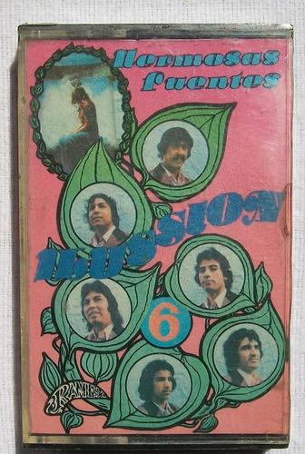 ilussion 6. hermosas fuentes. kct sellado ramex