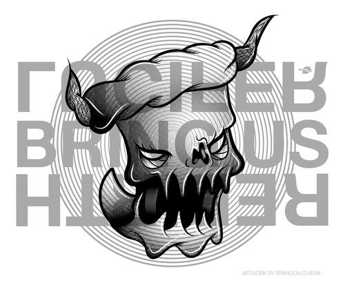ilustración profesional p/ bandas y editoriales.