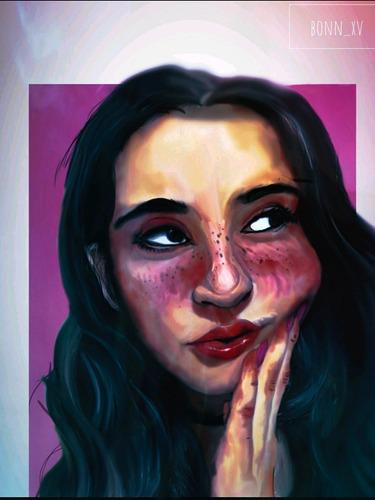 ilustración y retratos