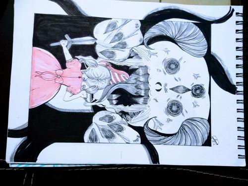 ilustraciónes originales o a pedido