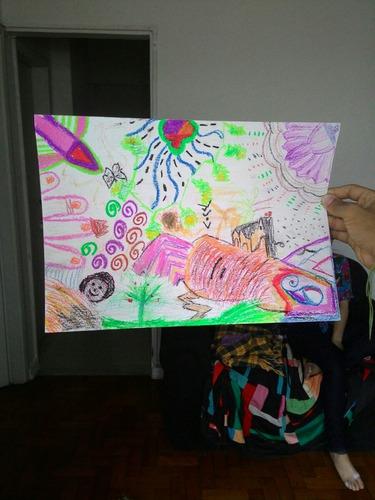 ilustração  retrato 90  (raridade)