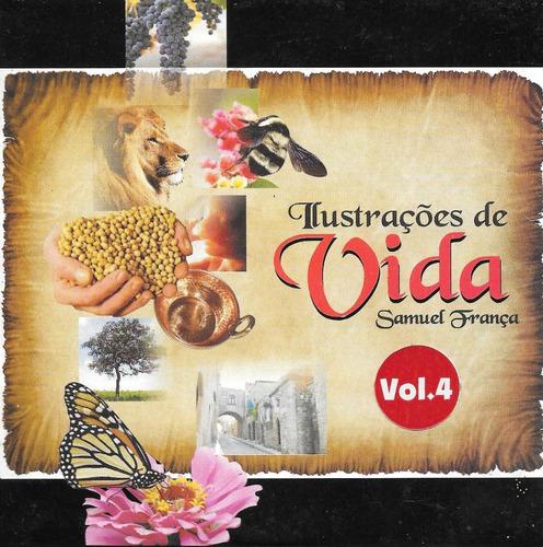 ilustrações de vida - samuel frança - volumes 1 a 8