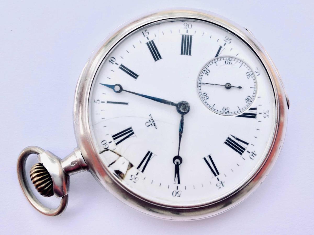 1ae8fa50d25 ilustre relógio bolso omega grand prix 1900 paris prata 900. Carregando  zoom.