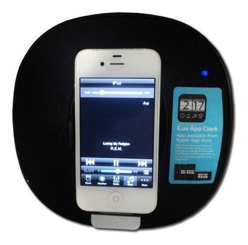 iluv ipod iphone dock station - atenção apenas p/ 30 pinos