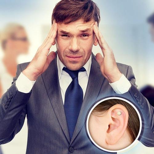 imã auricular pare de fumar acupuntura sem furo promoção