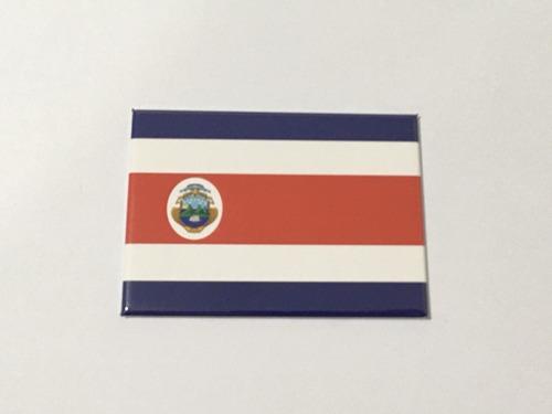 ímã da bandeira da costa rica