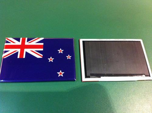 ímã da bandeira da nova zelândia
