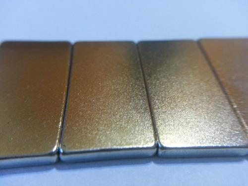 imã de neodímio / super forte / 20mm x 10mm x 2mm  10 peças