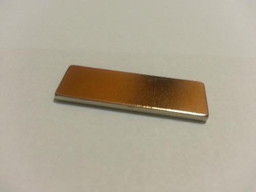 imã de neodímio / super forte / 30mm x 10mmx 2mm * 10 peças