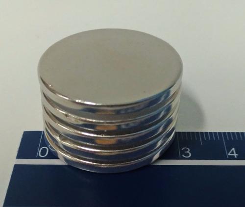 imã de neodímio / super forte / 30mm x 3mm * 5 peças *