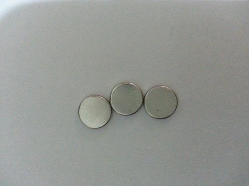 imã de neodímio / super forte / 6mm x 2mm   * 100 peças *