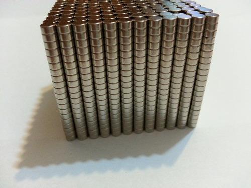 ima de neodímio / super forte / 3mm x 1,5mm * 100 peças *