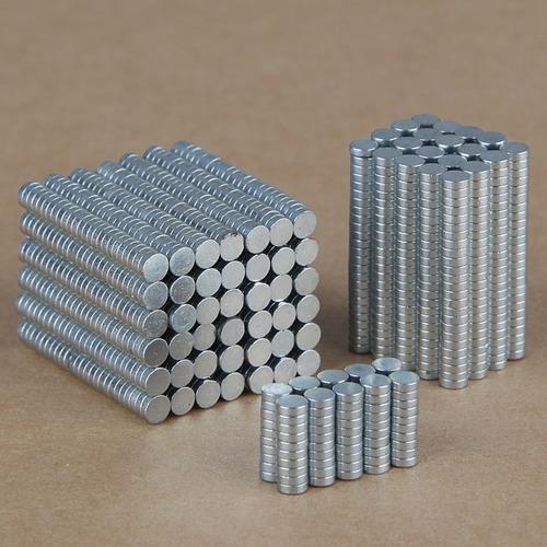ima de neodímio / super forte /   3mm x 1mm    * 200 peças *