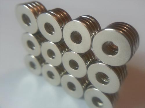 ima de neodímio super forte 9,5mm x 3,5mm x 1,5mm 5 peças