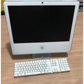 iMac A1174 De 20 Polegadas (acrílico) - Com Caixa E Teclado