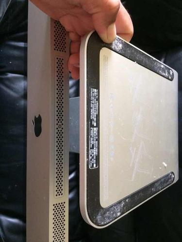 imac mid 2008 500gb ddr 2 de ram fuent y tarjet video dañada