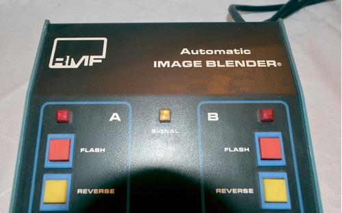 image blender para vídeo, câmeras e projetores