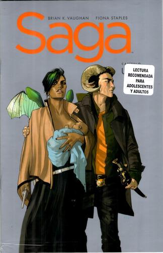 image comics saga #1 portada plateada editorial kamite
