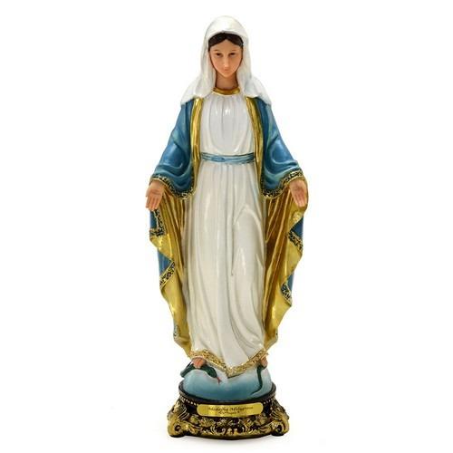 imagem de nossa senhora das graças (s/ medalha) - 30 cm