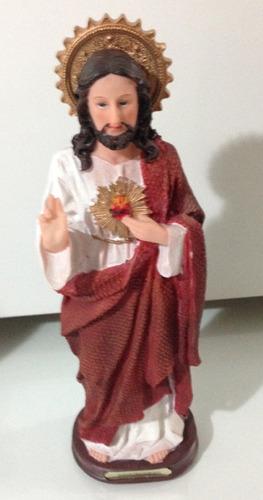 imagem do sagrado coração de jesus  perfeita
