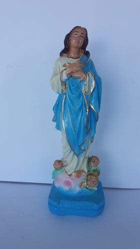 imagem nossa senhora da conceição escultura estatua católica