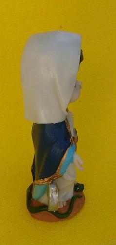 imagem resina n. senhora das graças infantil 14cm frete grát