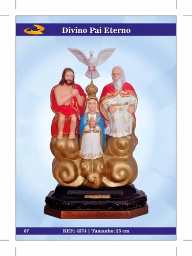 imagem sacra - divino pai eterno - grande emborrachado