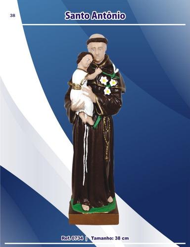 imagem sacra - santo antônio emborrachado