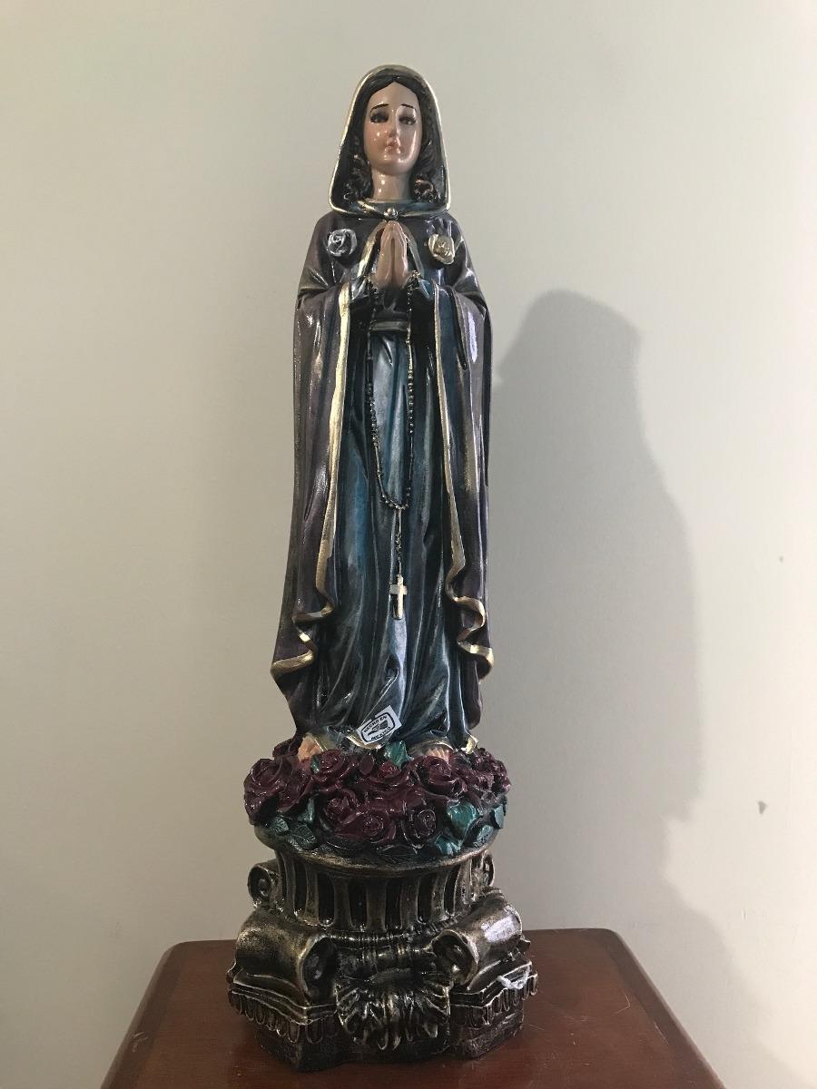 00244d3e041 Imagen De Resina Virgen Rosa Mistica 50 Cmenvio Gratis -   549.00 en ...