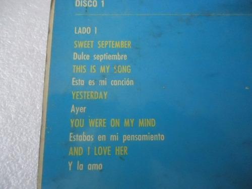 imagen de the lettermen vinyl lp acetato