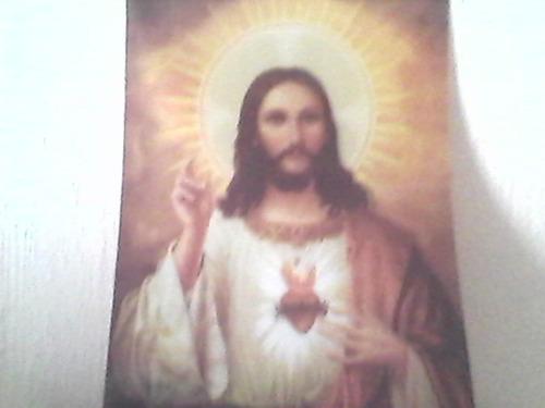 imagen decorativa 4d jesus